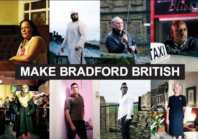 Make Bradford British, Love, C4