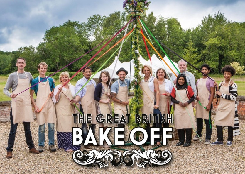 The Great British Bake Off, Love, BBC