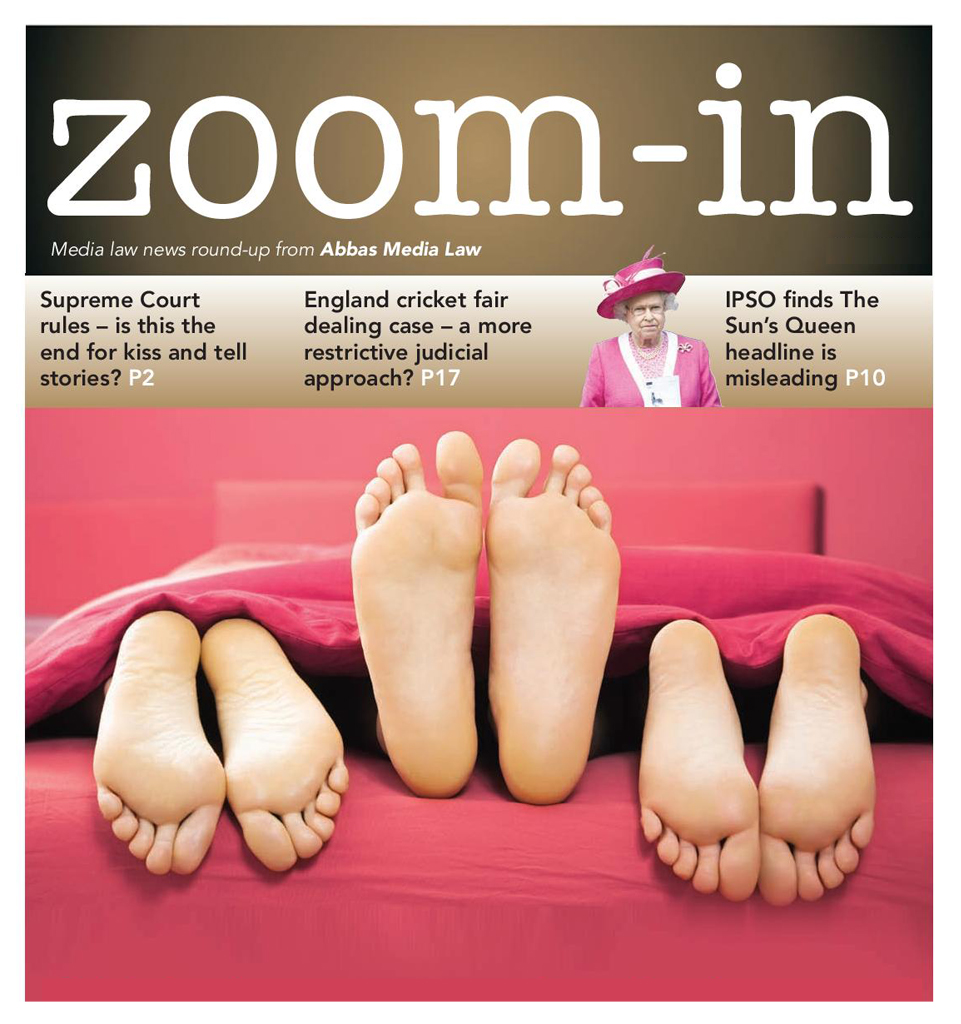 Zoom-in Issue 2 Summer