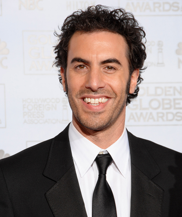 Editorial credit: Featureflash Photo Agency / Shutterstock.com Sacha Baron Cohen