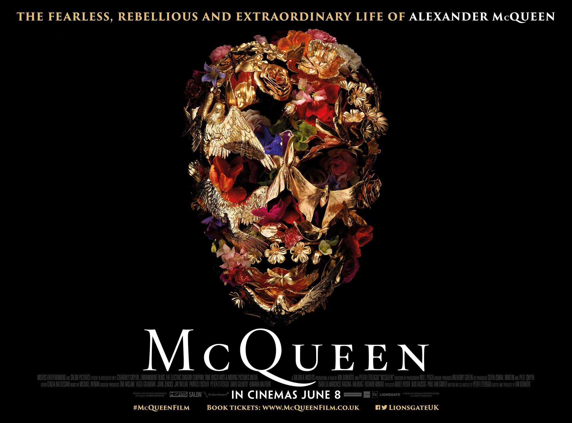 McQueen - Salon Pictures